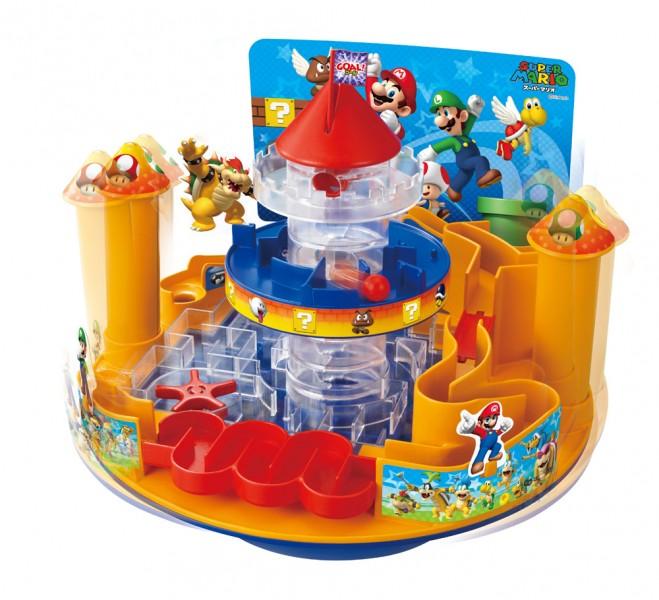 Super Mario Land Castle Round and Round