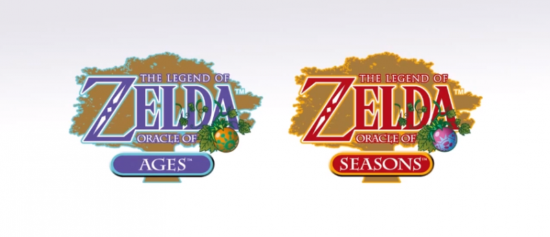 The Legend of Zelda Oracle of Ages and Seasons 3DS logo 800x345 The Legend of Zelda: Oracle of Ages / Seasons saldr a precio reducido