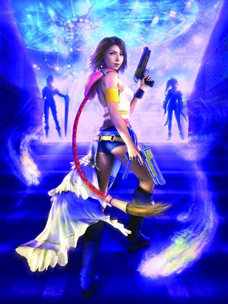 Yuna Render Final Fantasy X 2 hd remaster