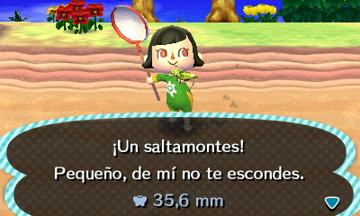 animal crossing new leaf espanol 04 Jugando a... Animal Crossing New Leaf