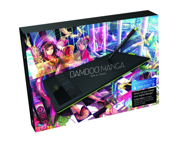 bamboo manga