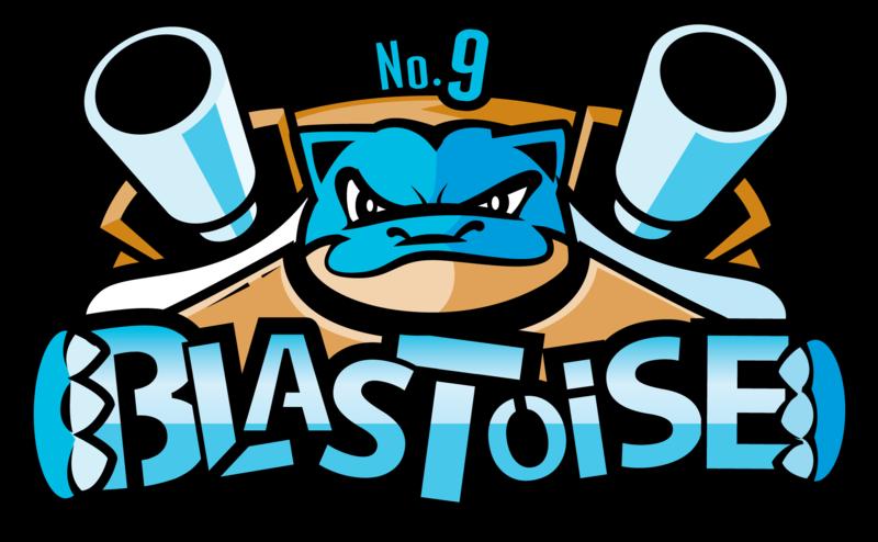 blastoise logo