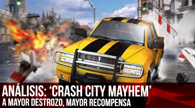 crash city mayhem analisis