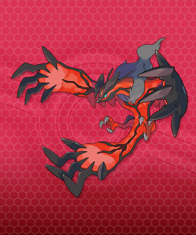 pokemon x y Yveltal 01