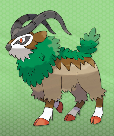 pokemon x y gogoat 01
