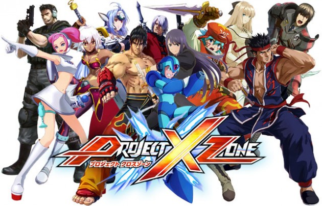 project x zone e1369390317491 Project X Zone tendrá una segunda demo en junio