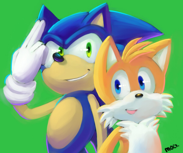 sonic the hedgehog fanart mog Marca Sonic Lost World registrada en Europa
