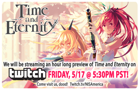 time and eternity streaming