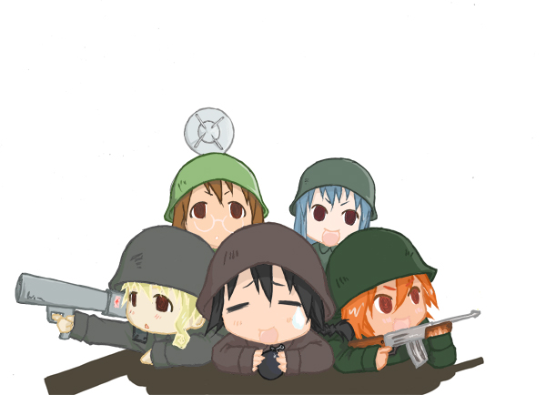 war of the human tanks 00