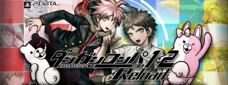 Danganronpa 1 y 2 reloaded