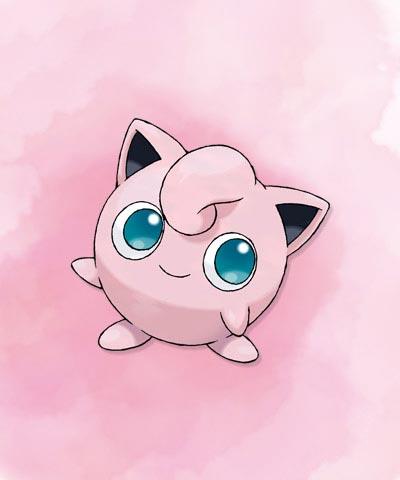 Jiggypuff pokemon x y