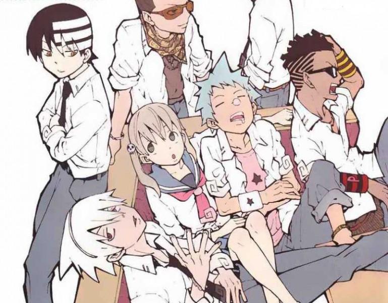 Soul Eater Manga Ends
