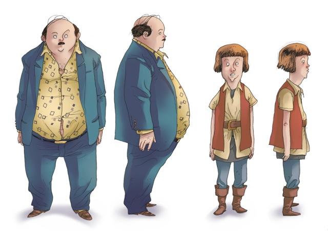 Torrente descubrimiento america personajes