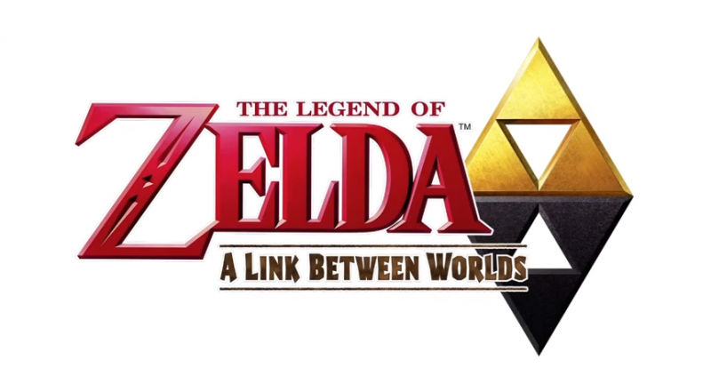 the legend of zelda a link between worlds logo
