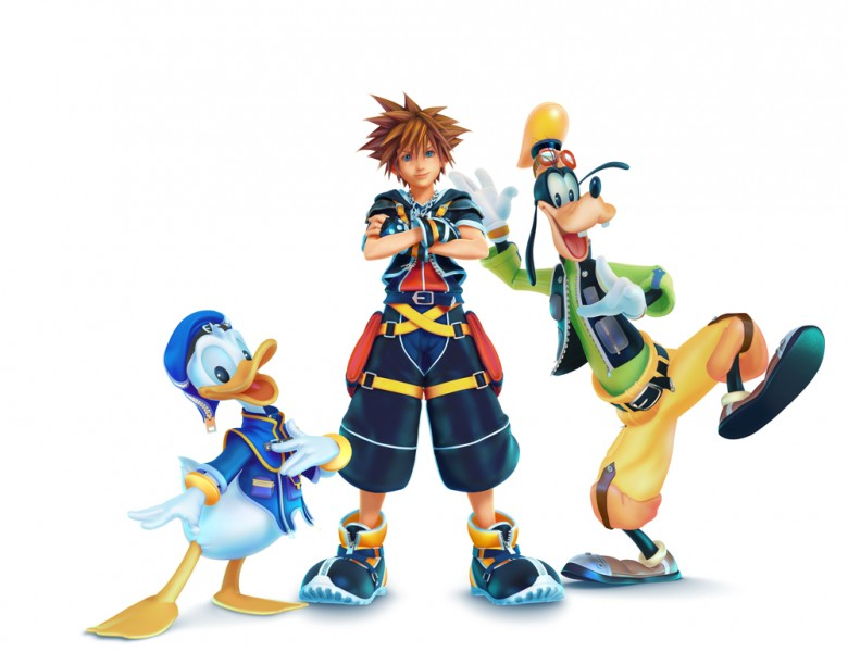 Kingdom Hearts III artwork