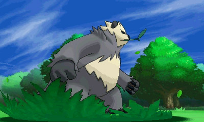Pangoro Pokemon X Y 02