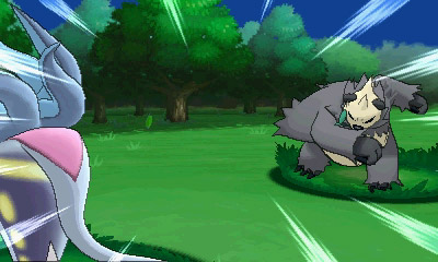 Pangoro Pokemon X Y 03