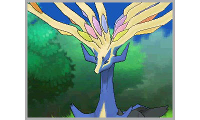 Pokemon X Y Xerneas 03