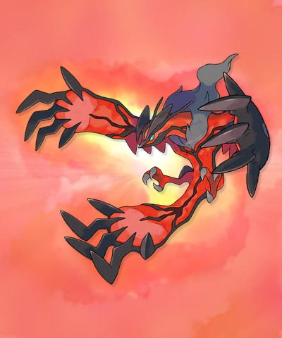 Pokemon X Y Yveltal 00