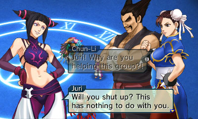 Project X Zone pal 31
