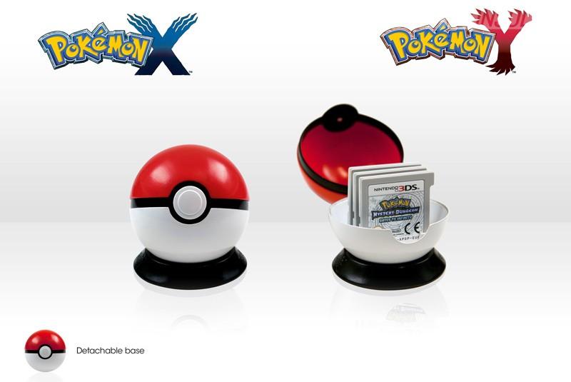 Reservar 'Pokémon X' o 'Y' tendrá como regalo una pokéball