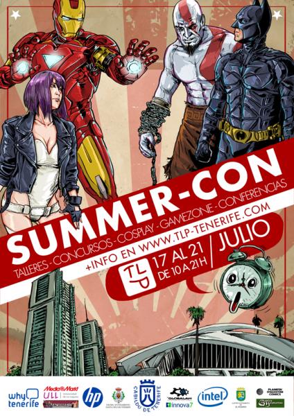 summer con 2013