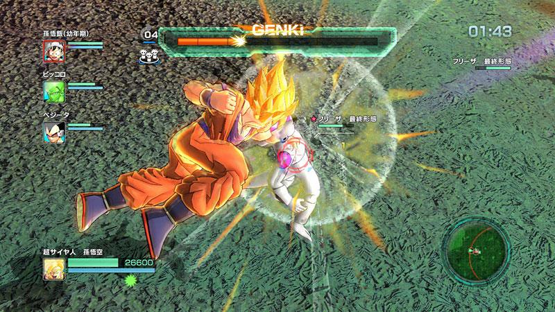 Dragon Ball Z Battle of Z (29)