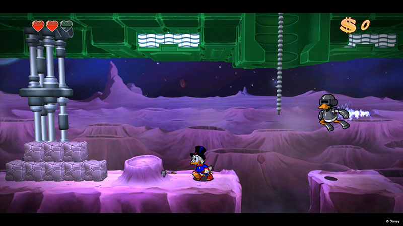 DuckTales Remastered Luna 01