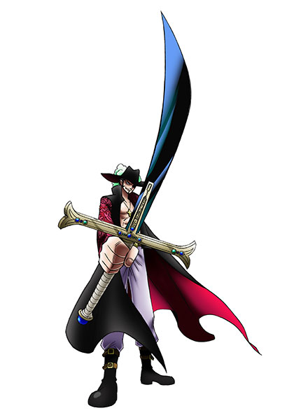 One-Piece-Romance-Dawn-Mihawk