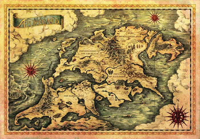 azuregard worldmap