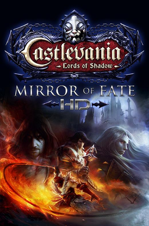 castlevania lords of shadow mirror of fate hd arte