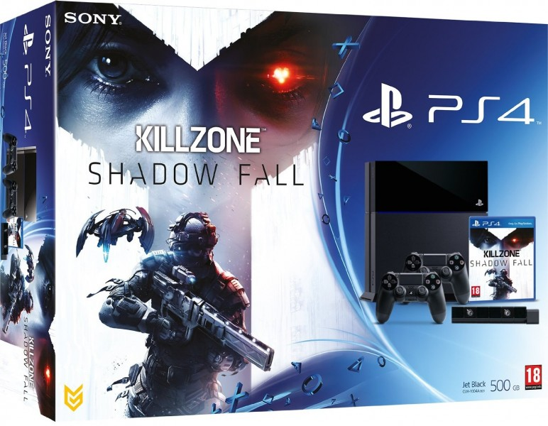 playstation 4 pack killzone shadow fall