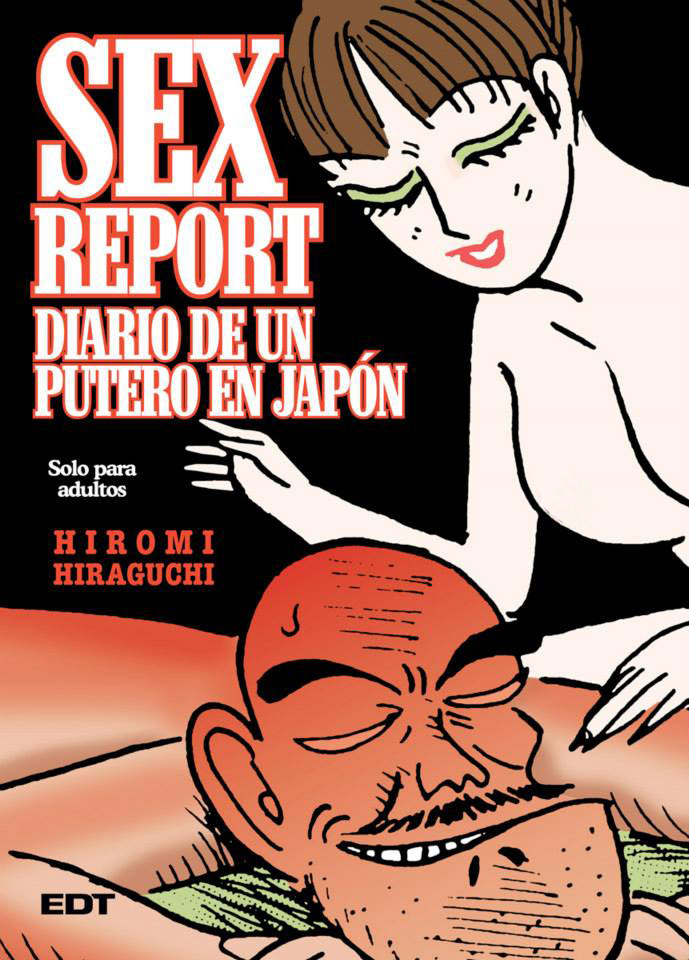 sex report nueva edicion edt
