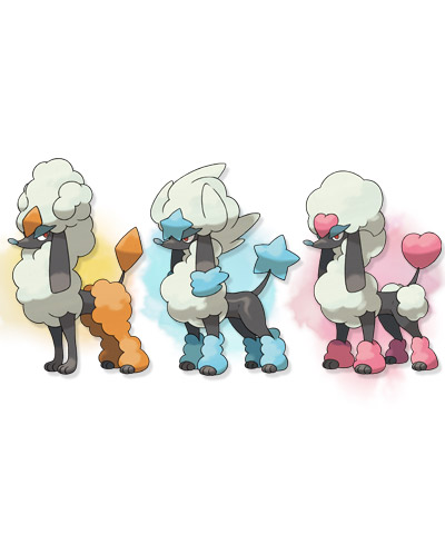 Furfrou Pokemon X Y 02