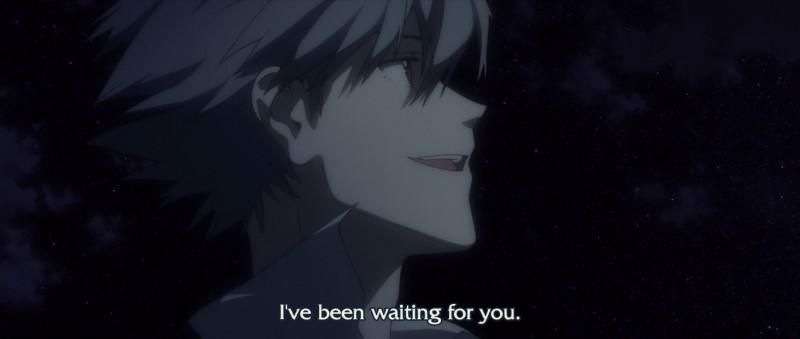 Kaworu Evangelion 3.33