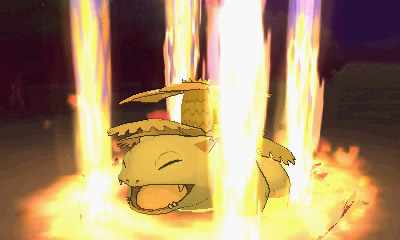 Pokemon X - pokemon Y Mega-evoluciones