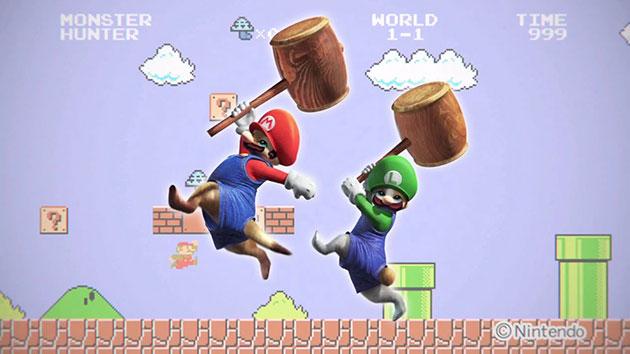 Monster-Hunter-4-Mario-Luigi-01