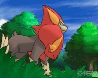 Pyroar Pokemon X Y 02