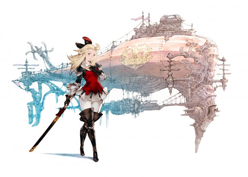 bravely default where the fairy flies artwork 01