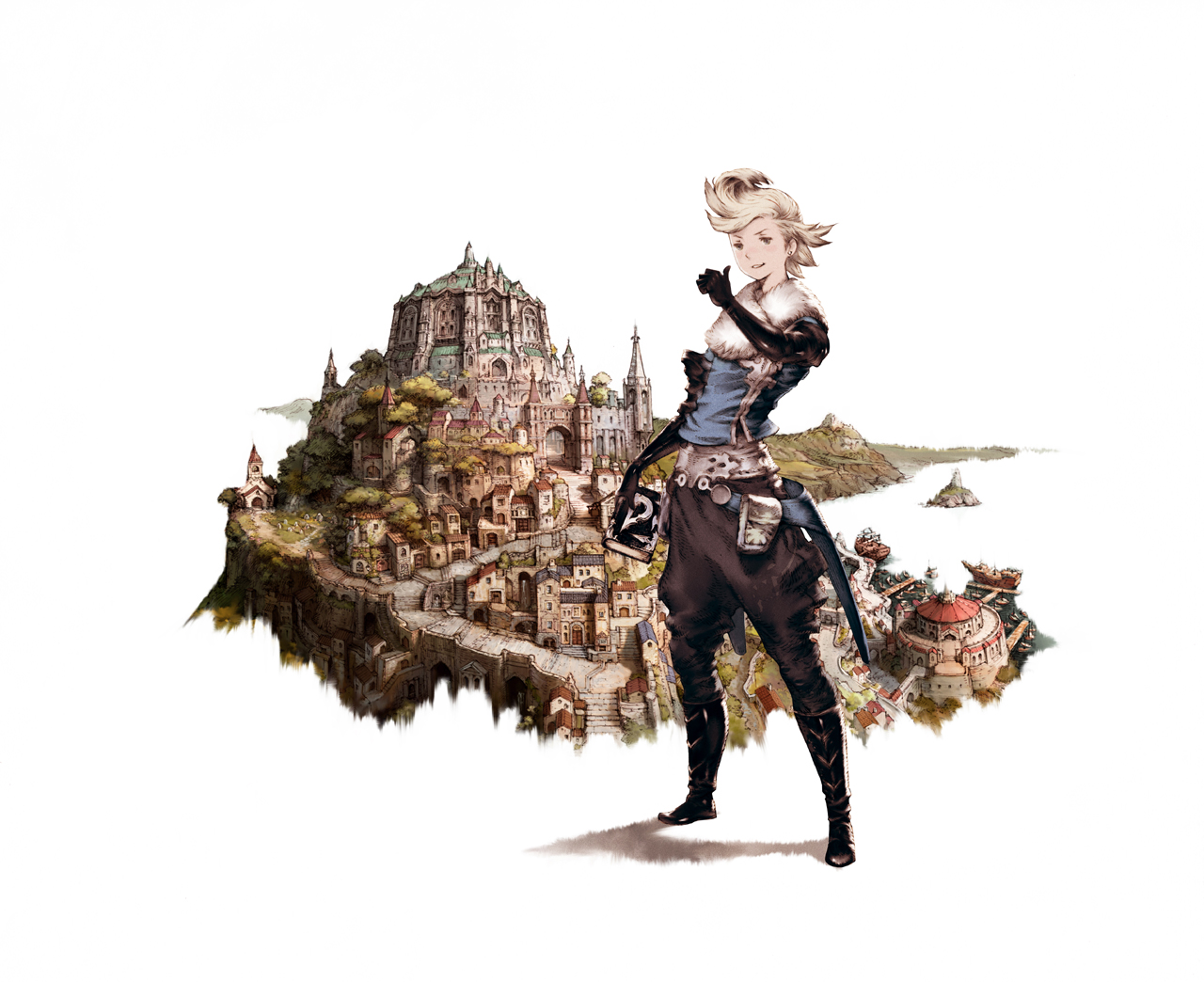 bravely default where the fairy flies artwork 03
