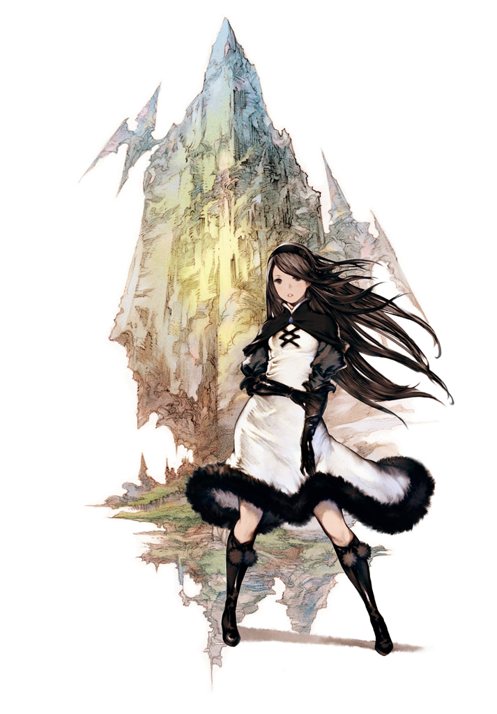 bravely default where the fairy flies artwork 07