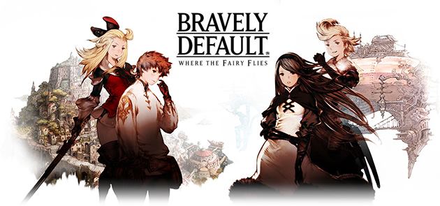 bravely default where the fairy flies artwork Bravely Default: For The Sequel apunta a su llegada a Europa en español