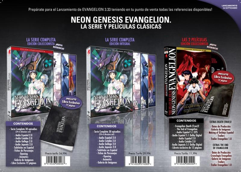 evangelion serie libro selecta