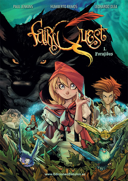 fairy quest 1 babylon