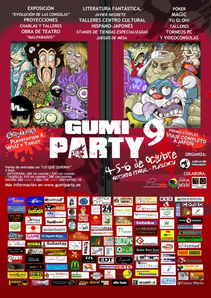 gumiparty 9