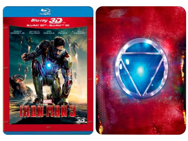 iron man 3 blu ray