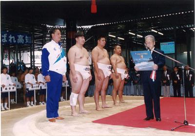 sumo salon del manga