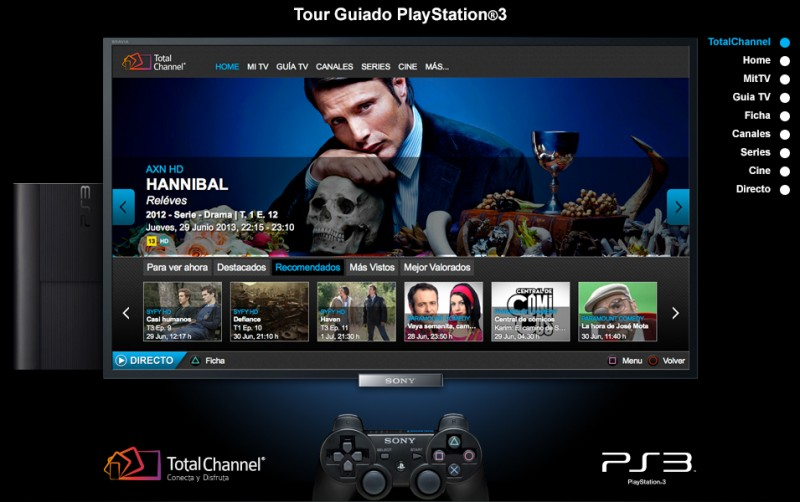 totalchannel ps3