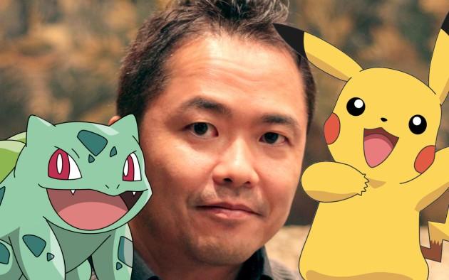 Junichi Masuda pokemon