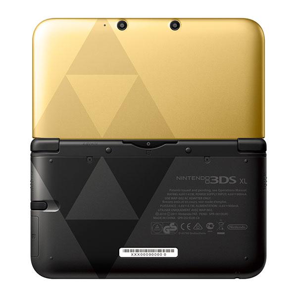 Nintendo 3DS XL Zelda Link 01